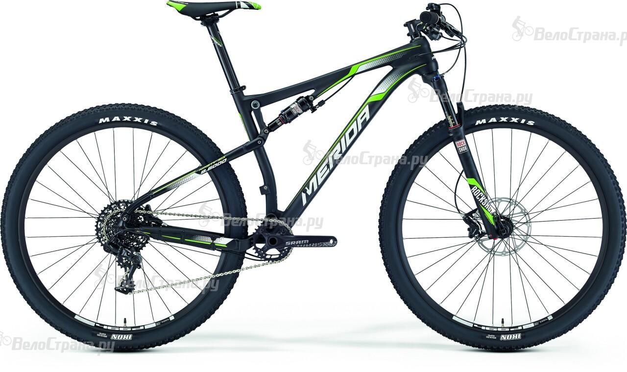 Велосипед Merida Ninety-Six 9. 6000 (2016)