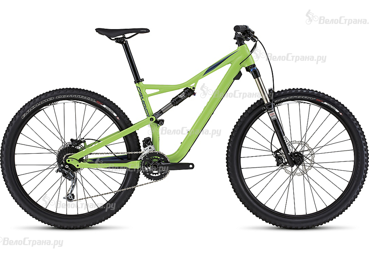 Велосипед Specialized Camber FSR 650b (2016)
