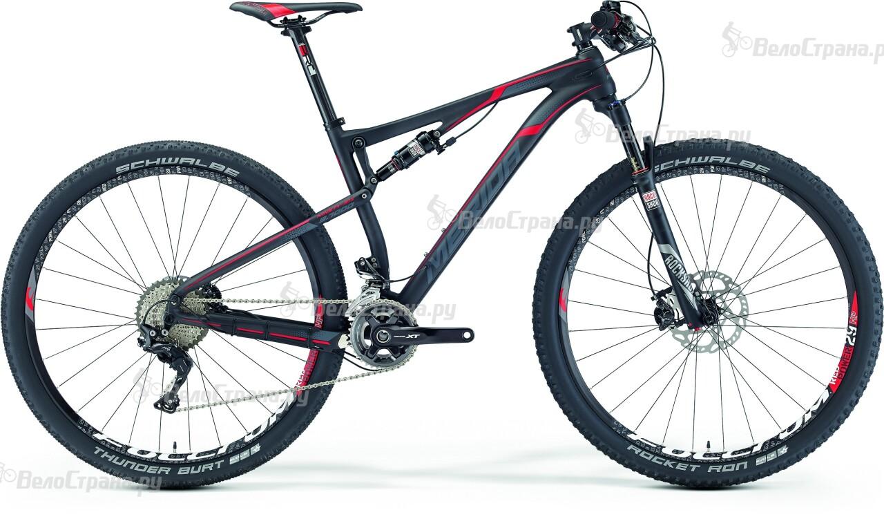 Велосипед Merida Ninety-Six 9. 7000 (2016)