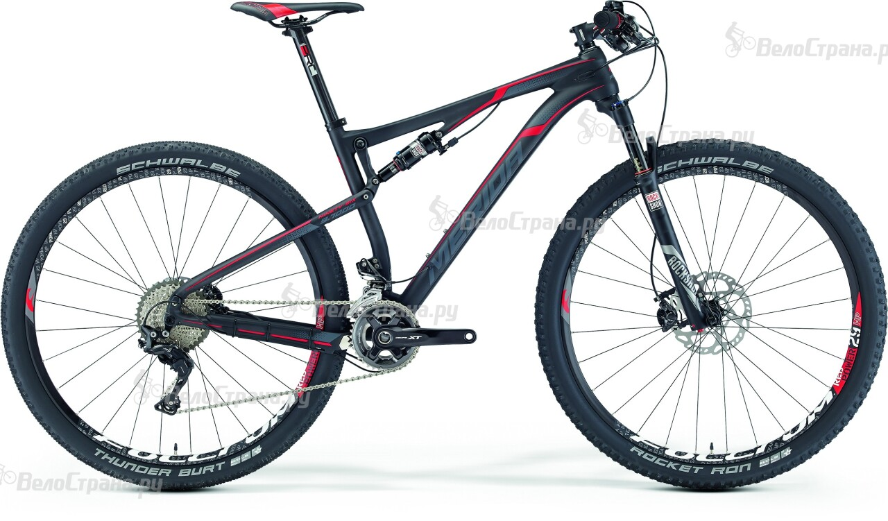 купить  Велосипед Merida Ninety-Six 9. 7000 (2016)  недорого