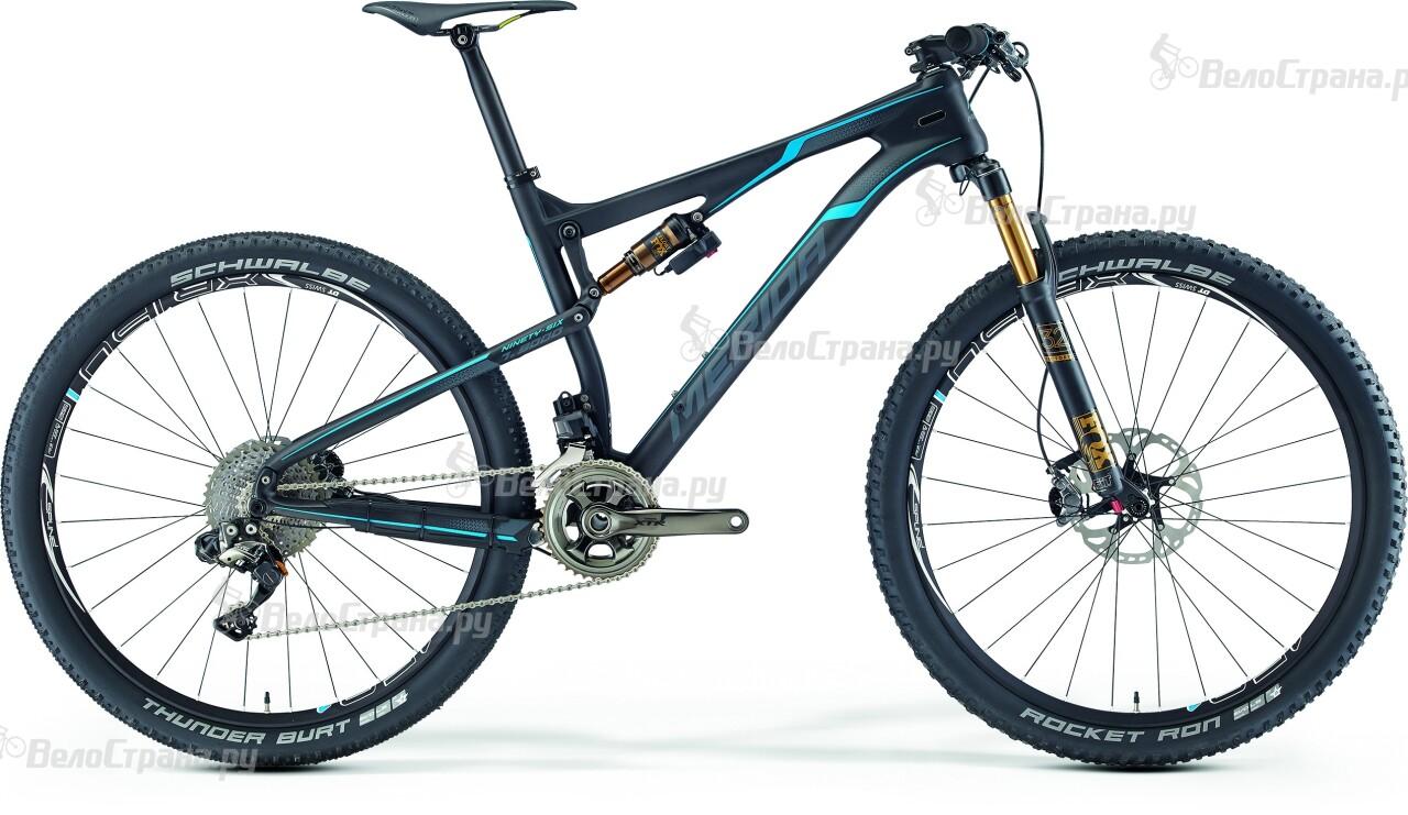 Велосипед Merida Ninety-Six 7. 9000-E (2016)