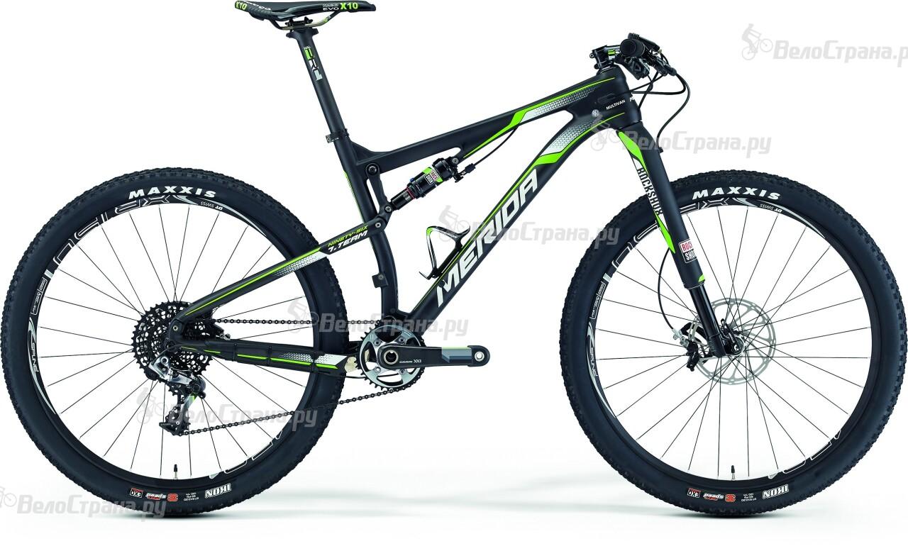 Велосипед Merida Ninety-Six 7.Team (2016)