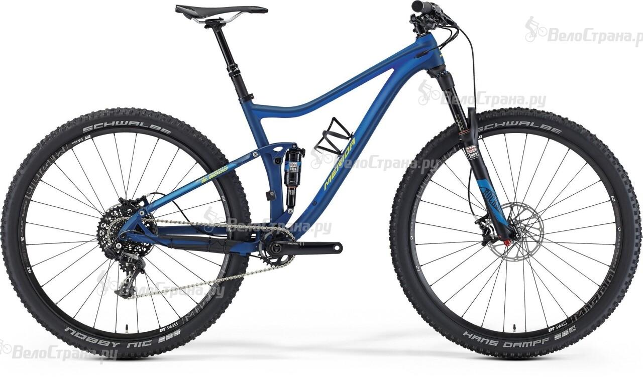 Велосипед Merida One-Twenty 7.8000 (2016)