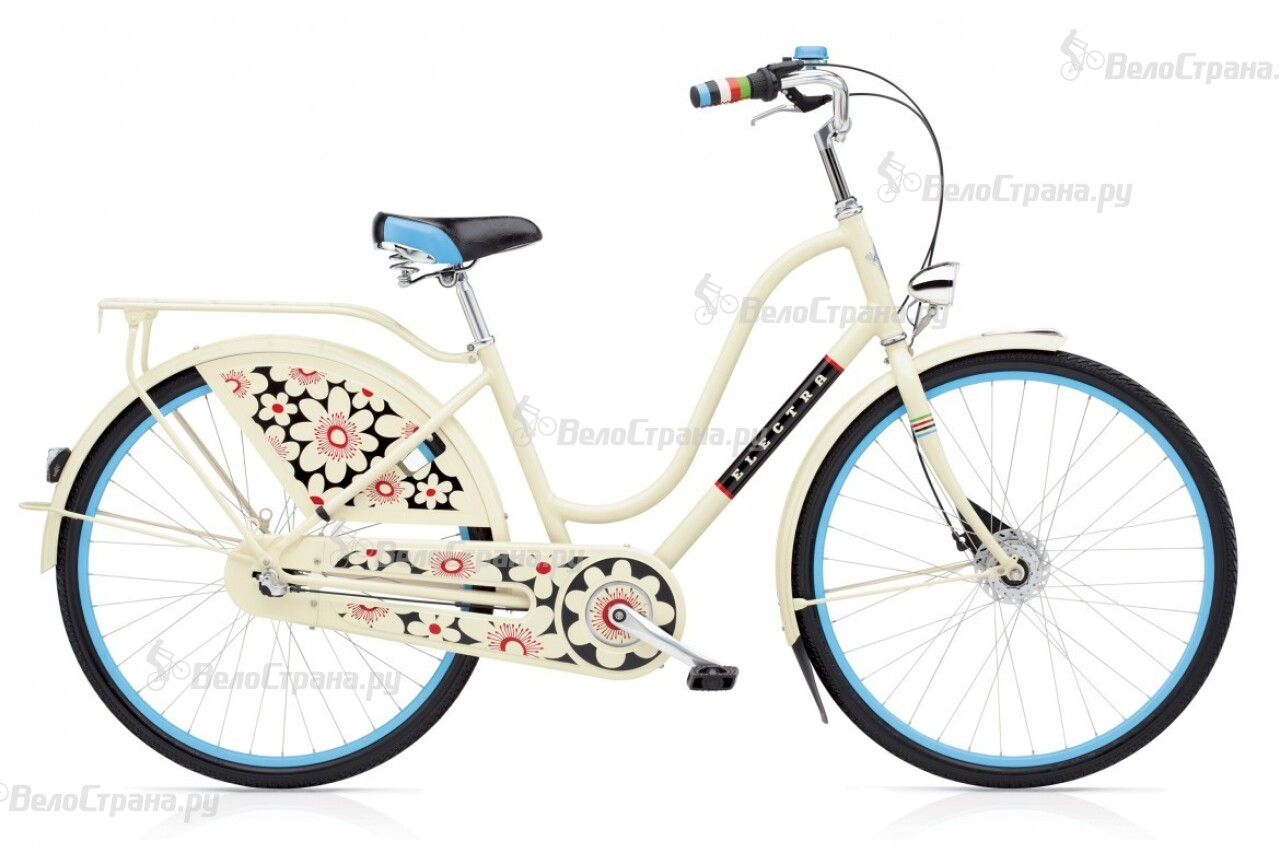 Велосипед Electra Amsterdam Fashion 7i Lady (2015) велосипед pegasus piazza gent 7 sp 28 2016