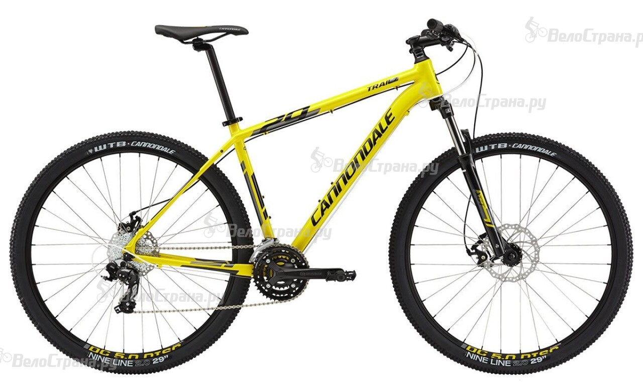 Велосипед Cannondale Trail 7 27,5 (2015)