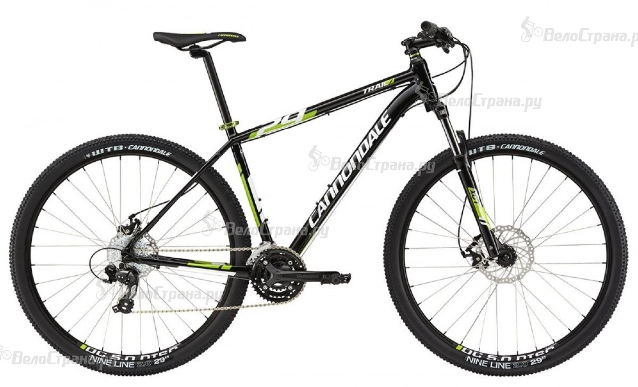 Велосипед Cannondale Trail 7 29 (2015) велосипед romet monsun 29 1 0 2015