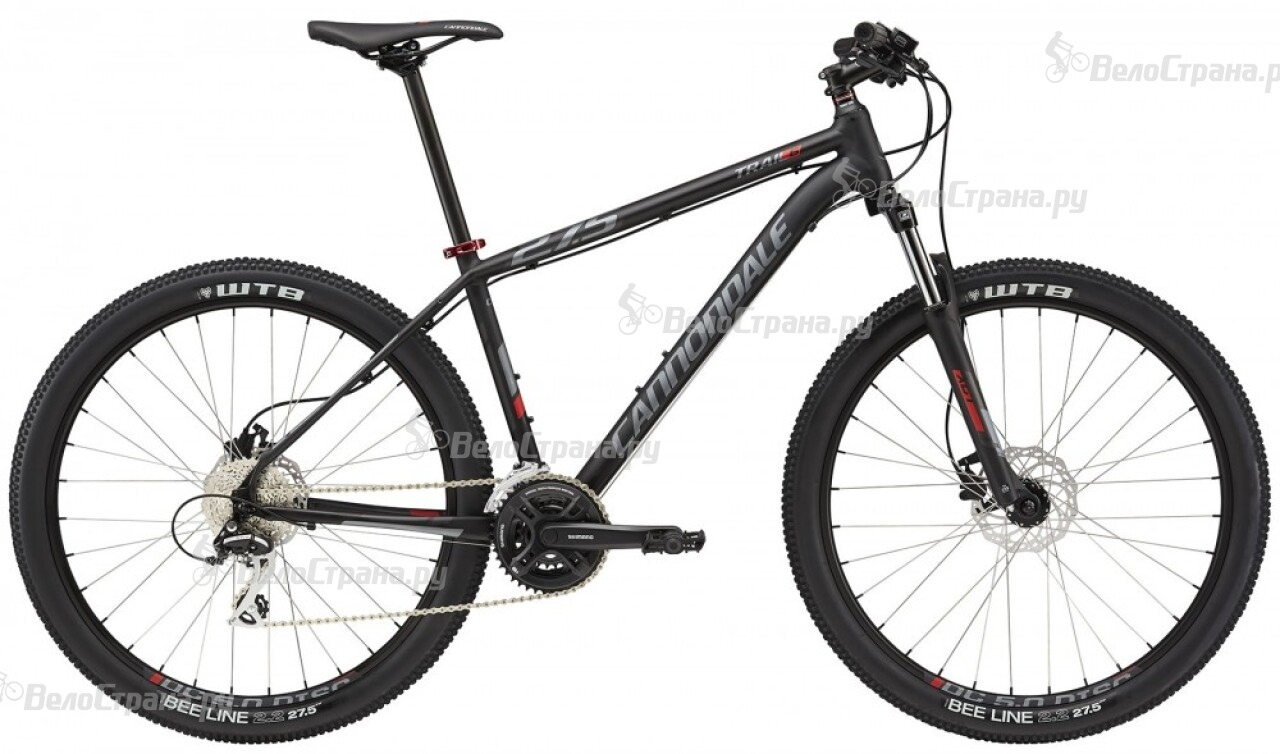 Велосипед Cannondale Trail 6 27.5 (2015)
