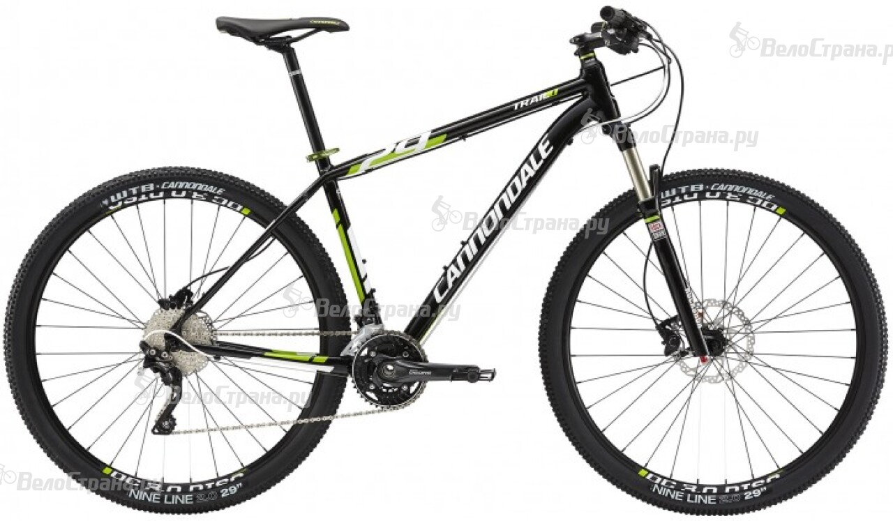 Велосипед Cannondale Trail 1 29 (2015) велосипед romet monsun 29 1 0 2015