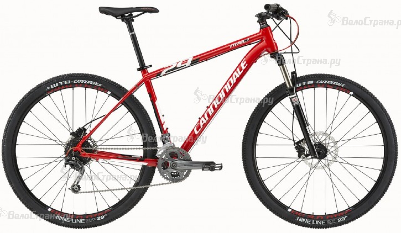 Велосипед Cannondale Trail 3 27,5 (2015)