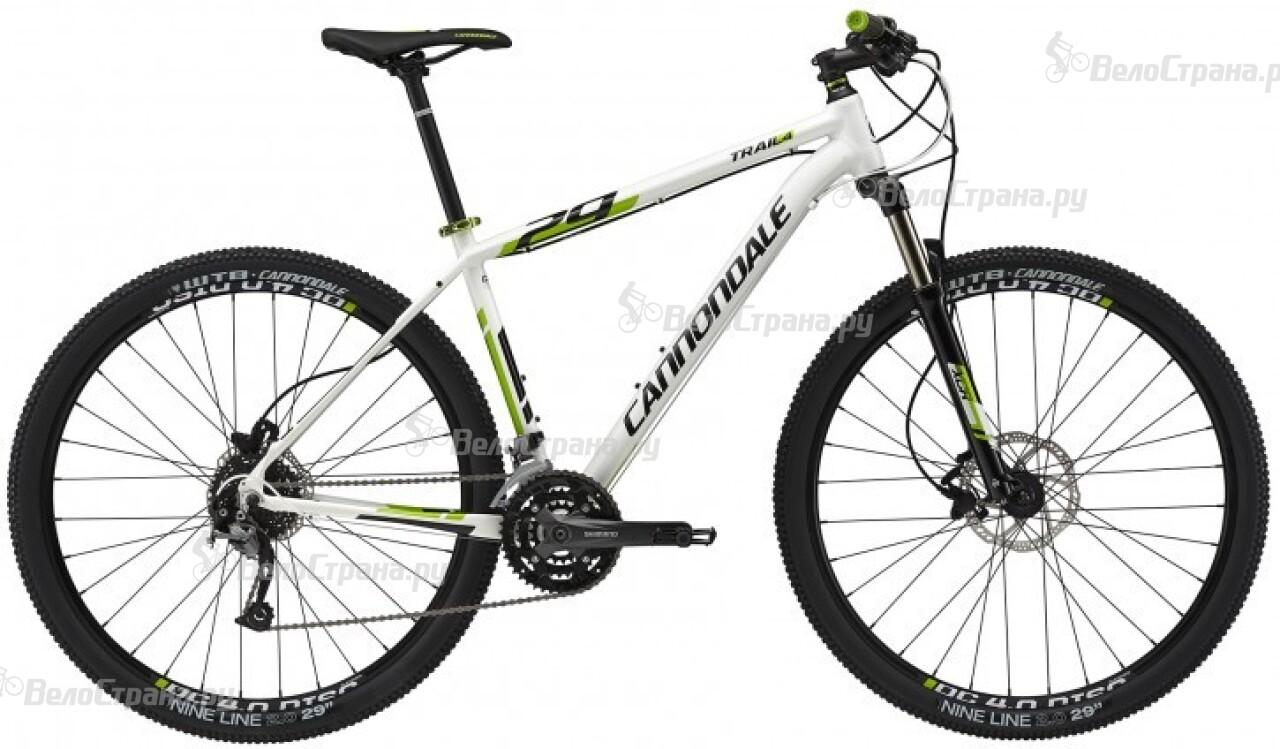 Велосипед Cannondale Trail 4 27,5 (2015) велосипед marin bobcat trail 7 3 27 5