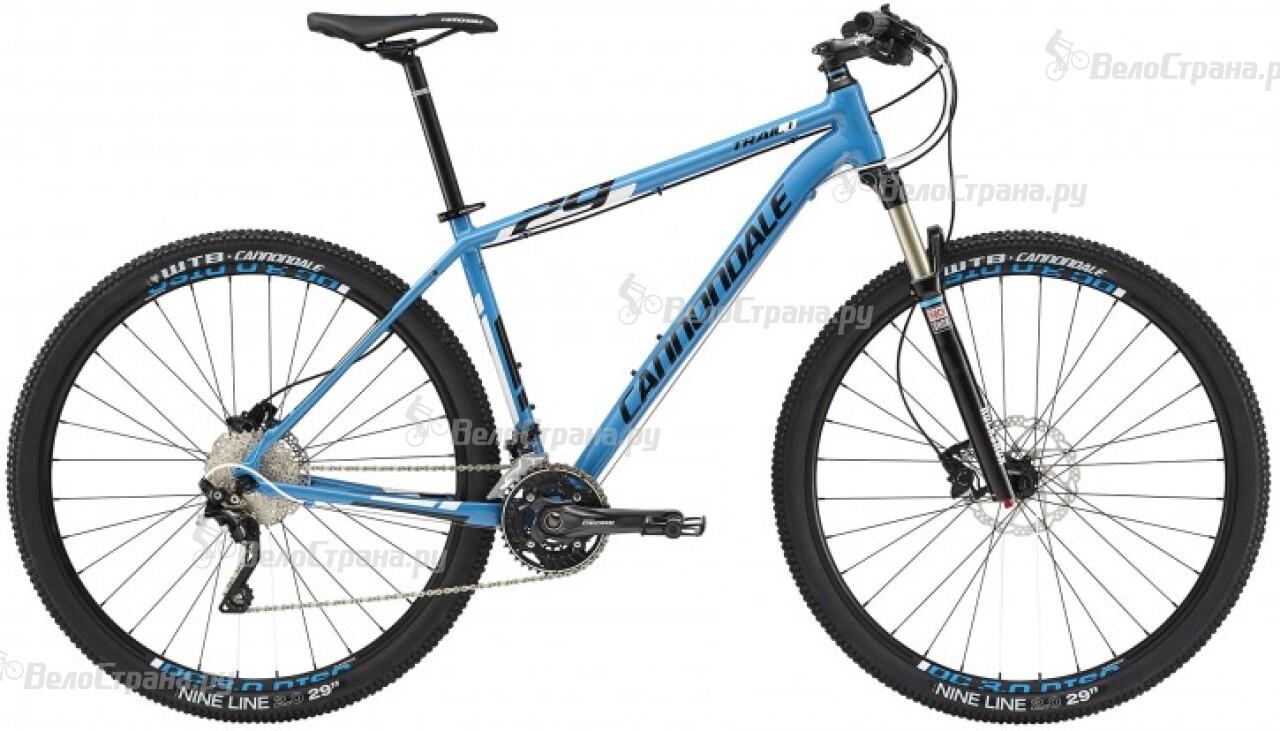 Велосипед Cannondale Trail 1 27,5 (2015) велосипед marin bobcat trail 7 3 27 5