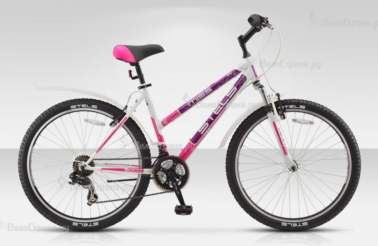 Велосипед Stels Miss 5000 V (2015) велосипед stels miss 6100 2013