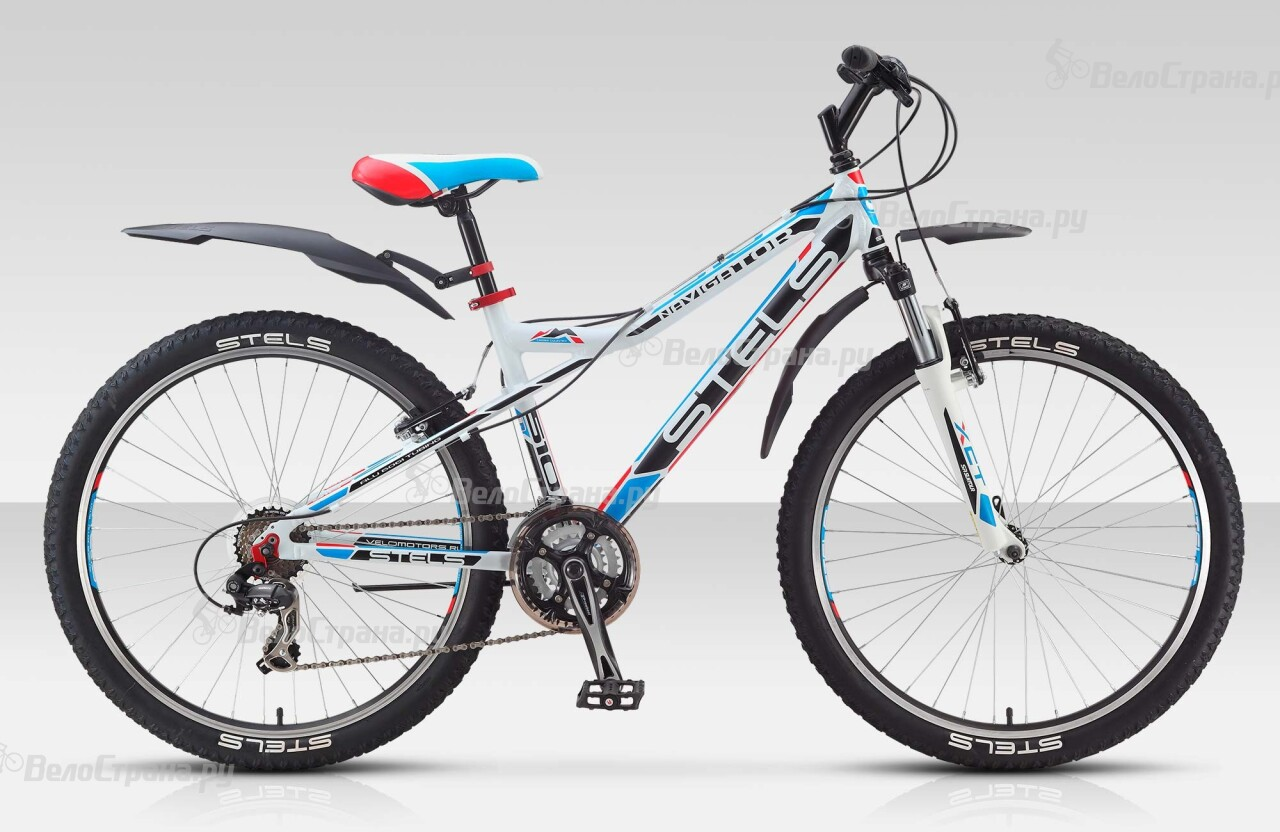 Велосипед Stels Navigator 510 V (2015) велосипед stels navigator 510 v 2016