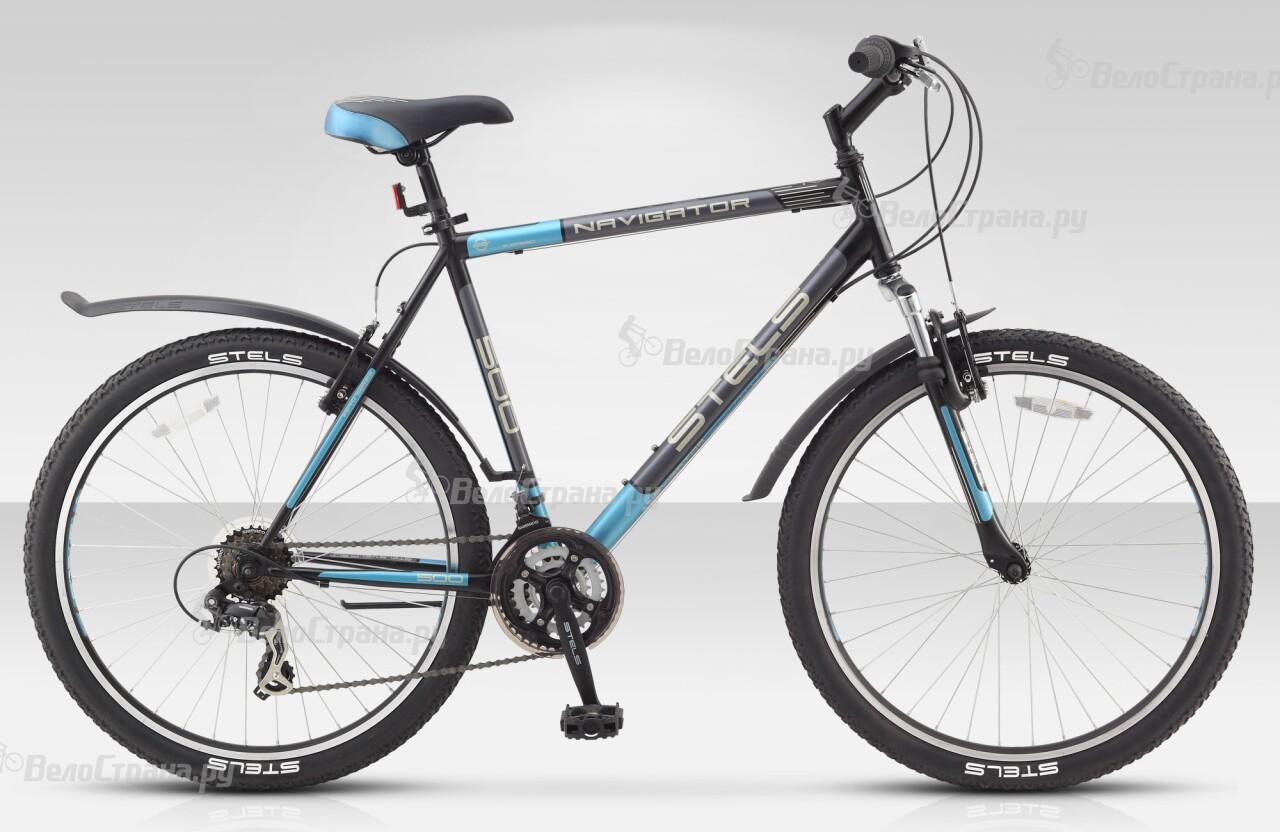 Велосипед Stels Navigator 500 V (2015) велосипед stels navigator 310 2015