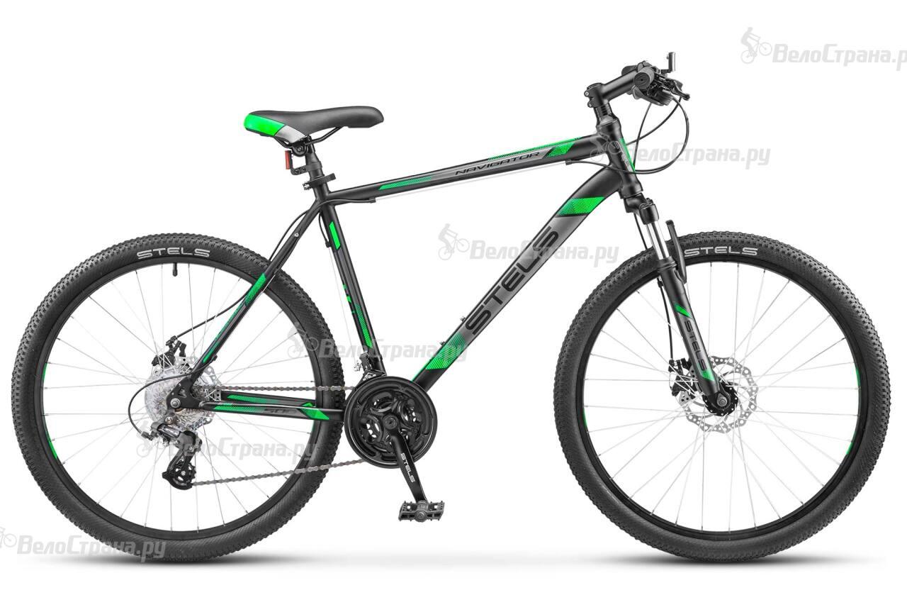 Велосипед Stels Navigator 500 MD (2016) велосипед stels navigator 310 2016