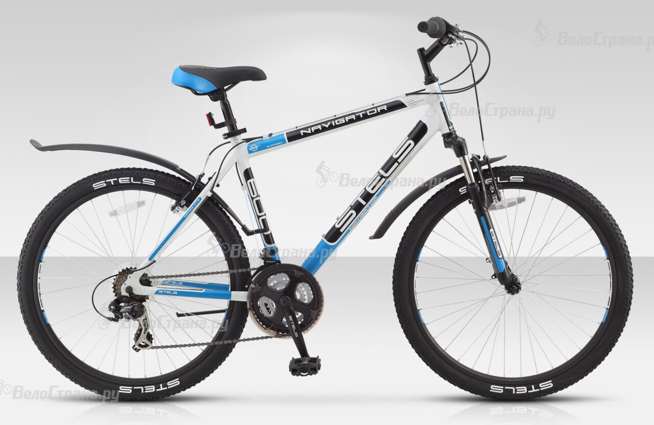 Велосипед Stels Navigator 600 V (2015)