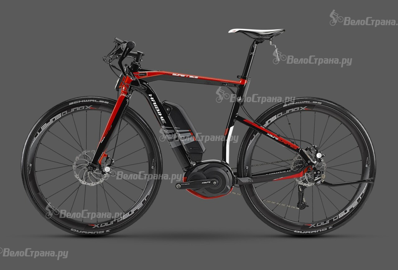 Велосипед Haibike XDURO SUPERRACE (2015)