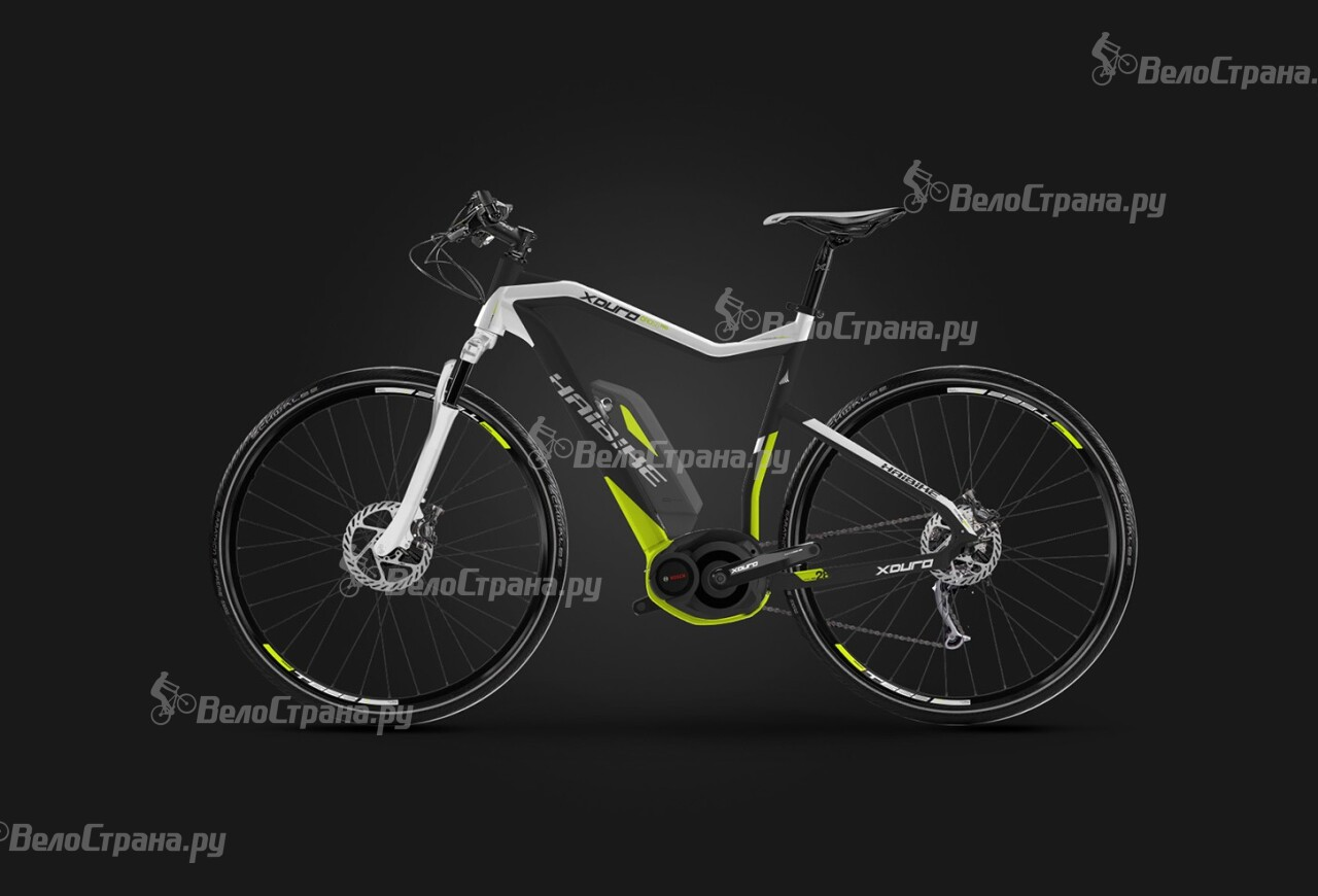 Велосипед Haibike XDURO CROSS PRO (2015) велосипед haibike xduro nduro pro 2016