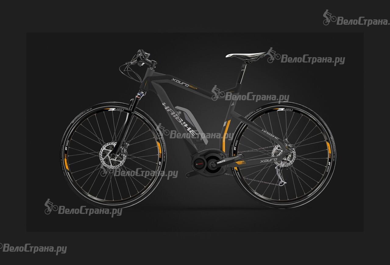 Фото Велосипед Haibike XDURO CROSS RX (2015) 2015 csm360