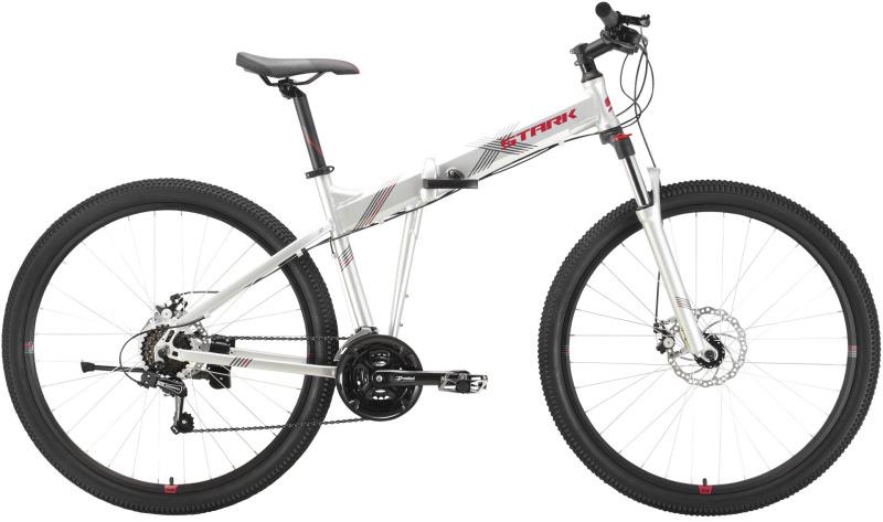 Складной велосипед Stark Cobra 29.2 D (2021) купить в Москве, цена, фото в интернет-магазине ВелоСтрана.ру