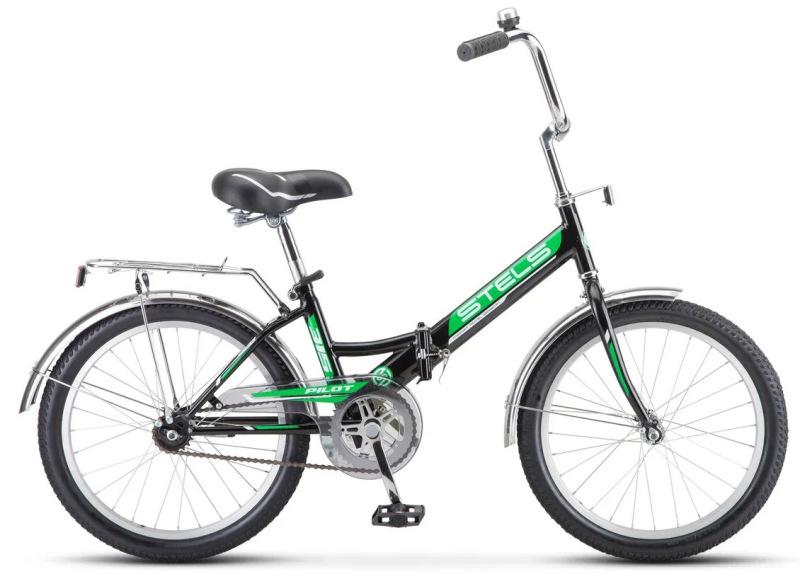 Складной велосипед Stels Pilot 315 Z010 (2021) купить в Москве, цена, фото в интернет-магазине ВелоСтрана.ру