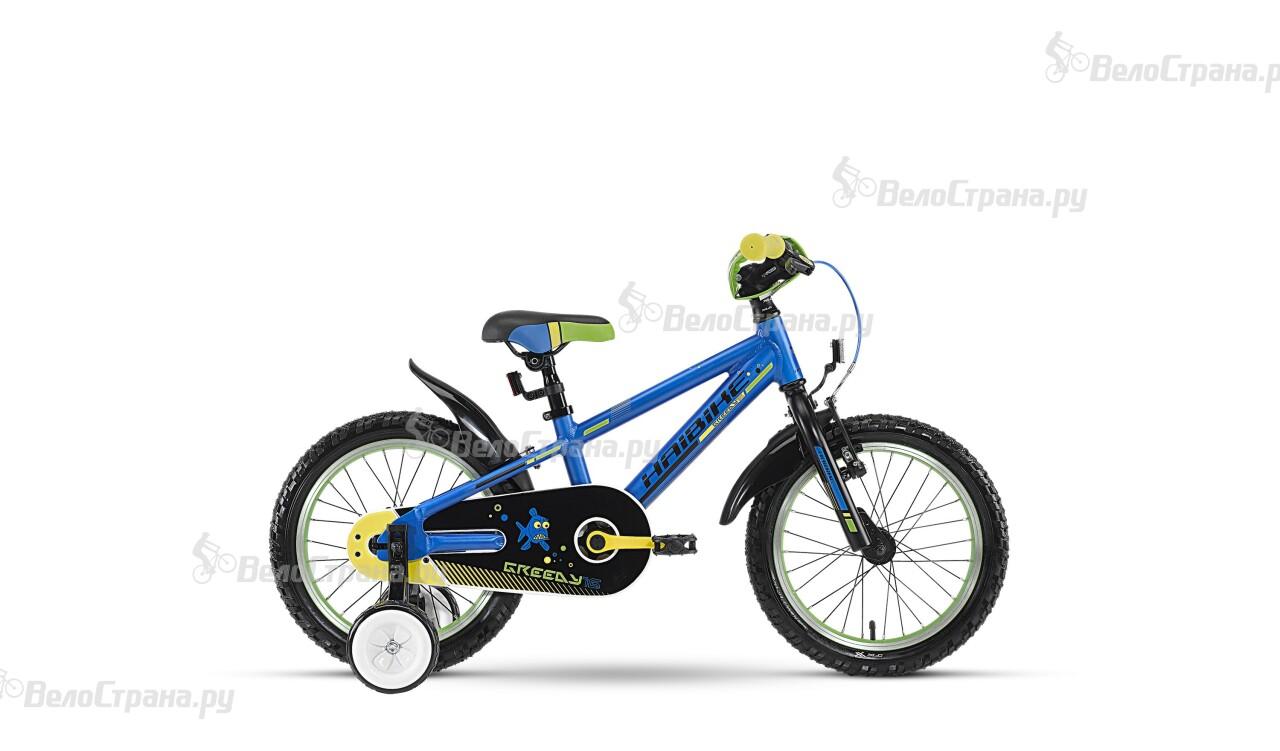 Велосипед Haibike Greedy 16 (2015) mr greedy