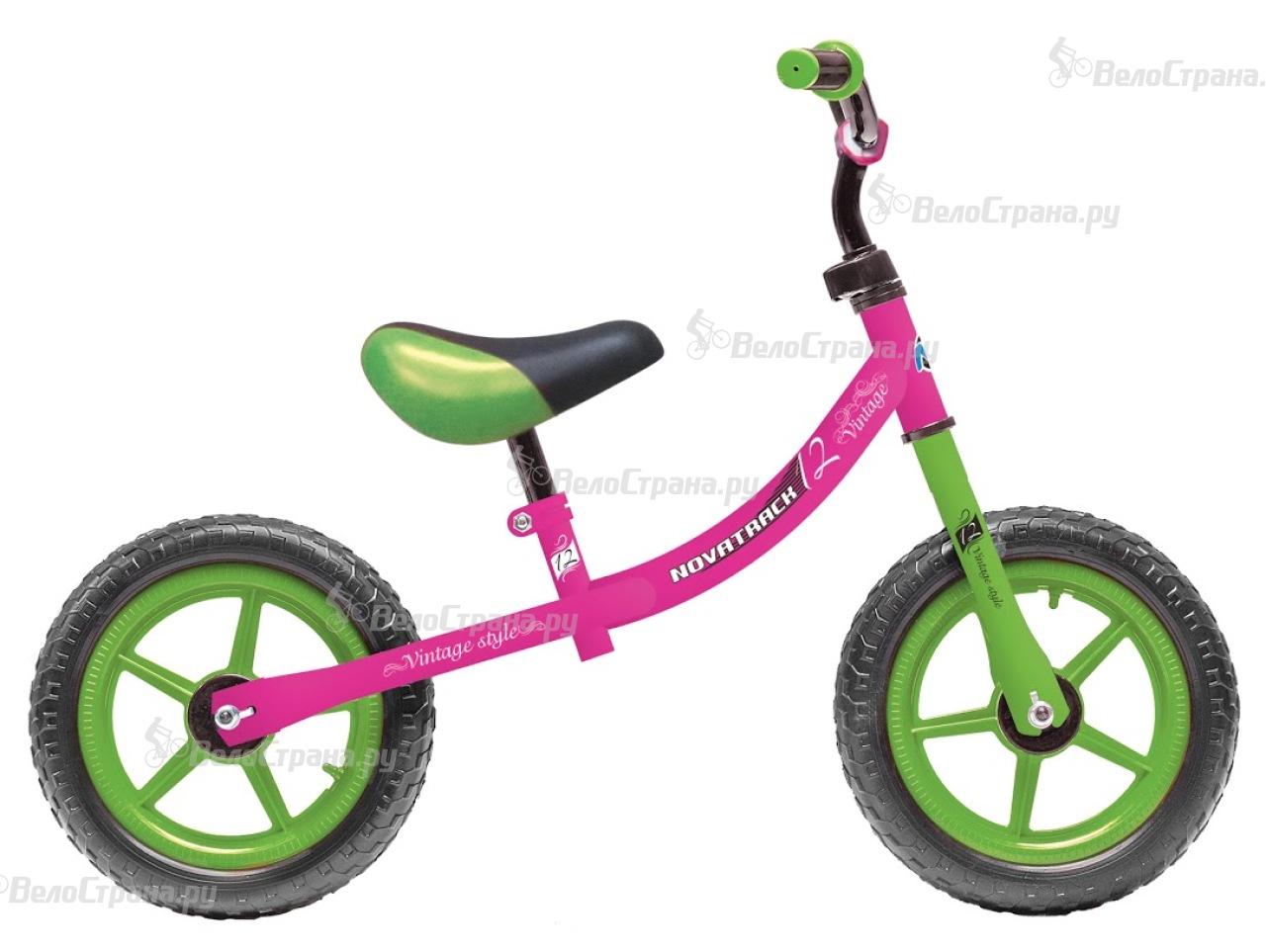 Велосипед Novatrack Vintage 12 (2016) велосипед novatrack delfi 2016