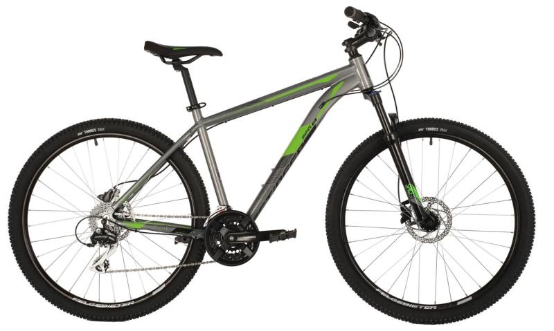 """Горный велосипед Stinger Graphite Evo 27"""" (2021) купить в Москве, цена, фото в интернет-магазине ВелоСтрана.ру"""