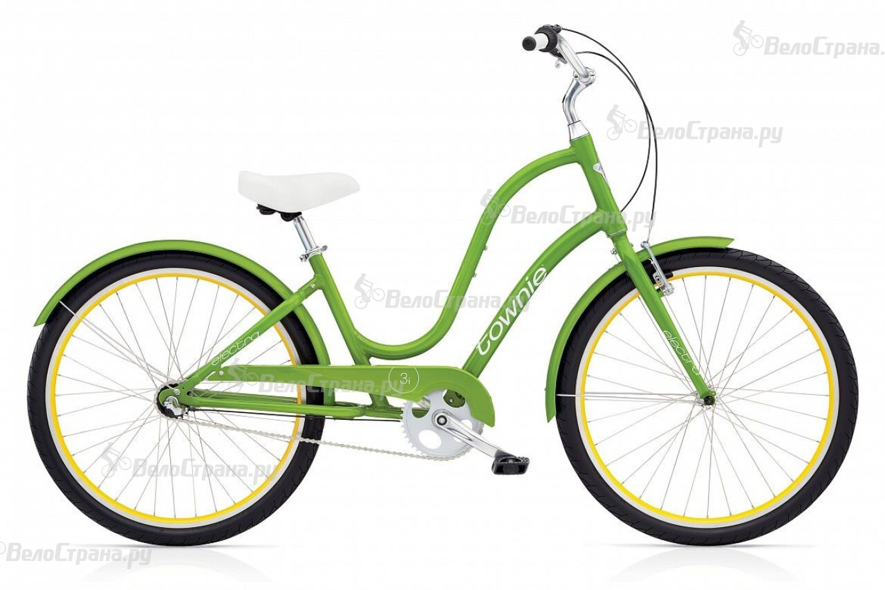 Велосипед Electra Townie Original 3i Ladies (2015)