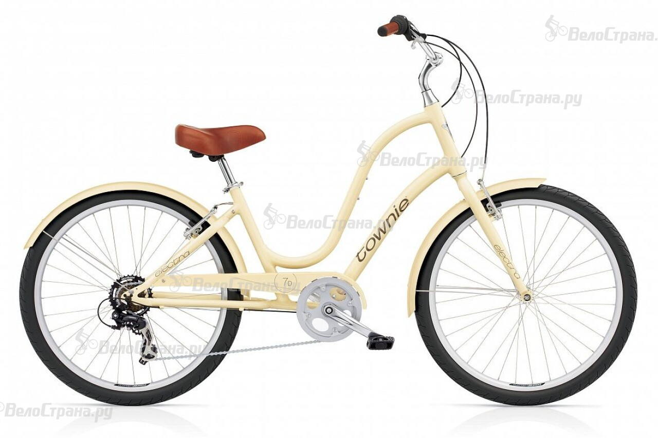 Велосипед Electra Townie Original 7D Ladies (2015) велосипед pegasus piazza gent 7 sp 28 2016