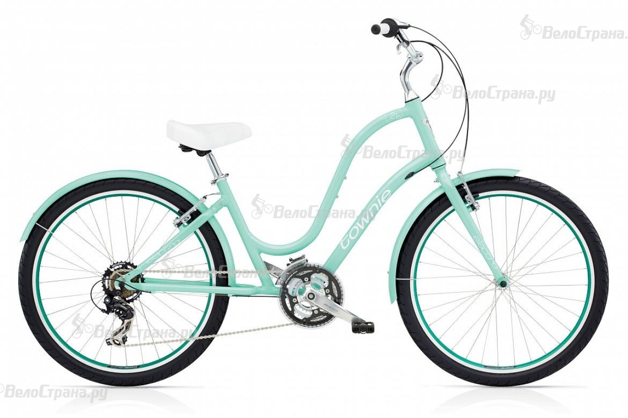 Велосипед Electra Townie Original 21D Ladies (2015)