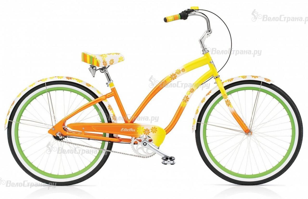 Велосипед Electra Cruiser Daisy 3i Ladies (2015) велосипед electra cruiser hanami 3i ladies 2015