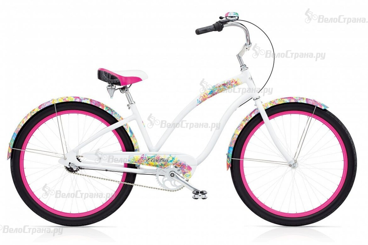 Велосипед Electra Cruiser Chroma 3i Ladies (2015) велосипед electra cruiser lux 3i ladies 2015