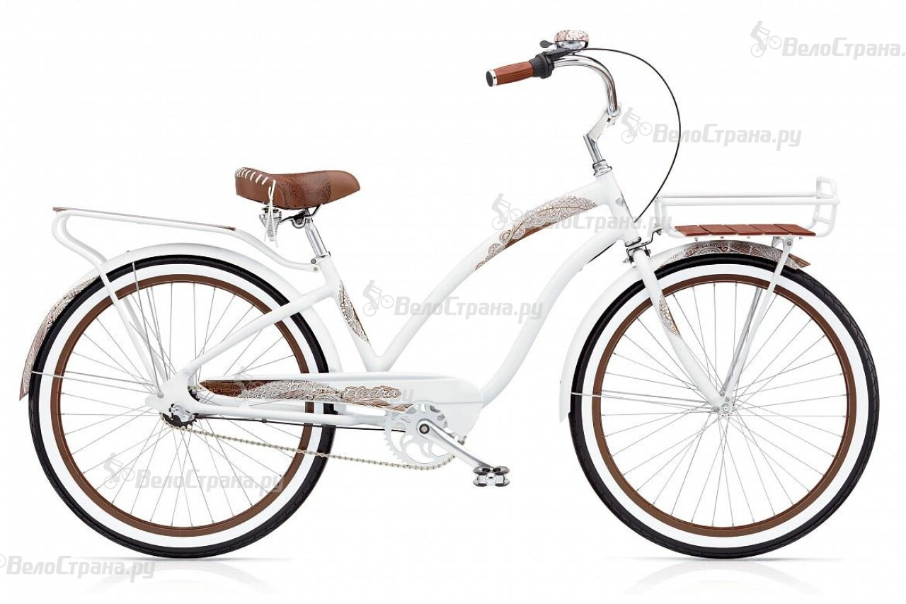 Велосипед Electra Cruiser Koa 3i Ladies (2015) велосипед electra cruiser lux 3i ladies 2015