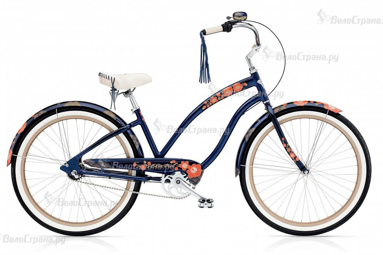 Велосипед Electra Cruiser Hanami 3i Ladies (2015)