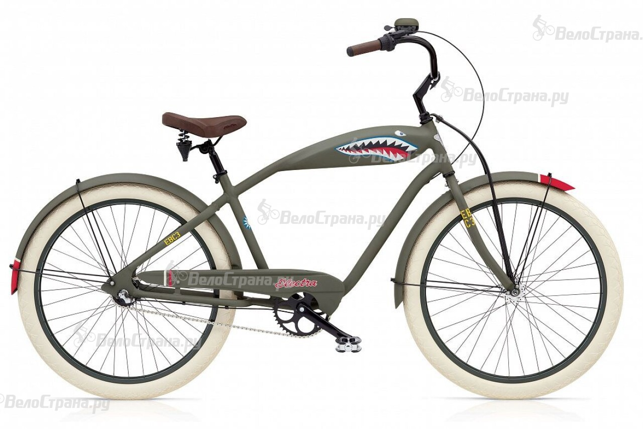 Велосипед Electra Cruiser Tiger Shark 3i Mens (2015)