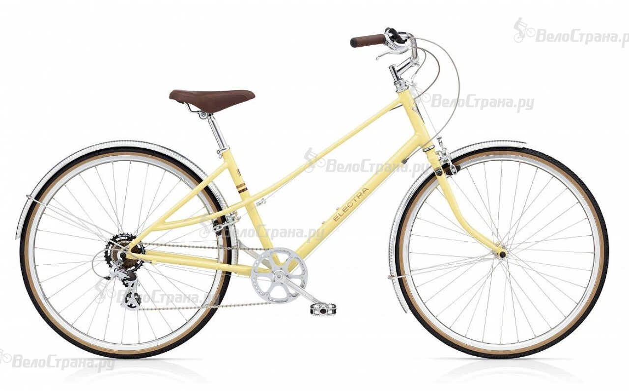 Велосипед Electra Ticino 7D Ladies (2015) велосипед electra ticino 8d mens 2016