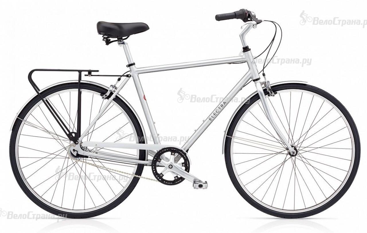 Велосипед Electra Loft 7i Mens (2015) велосипед electra hell betty tandem 7i 2017
