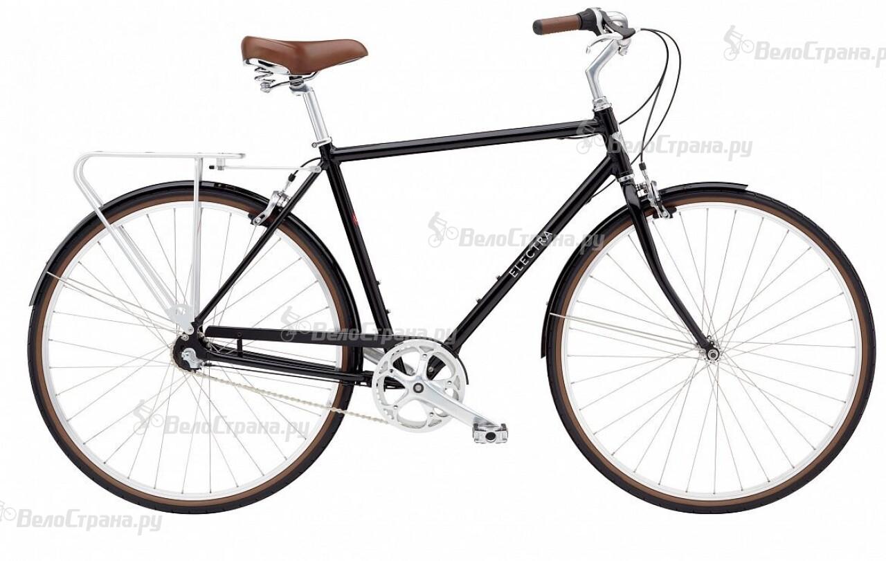 Велосипед Electra Loft 3i Mens (2015) велосипед electra cruiser lux 3i mens 2015