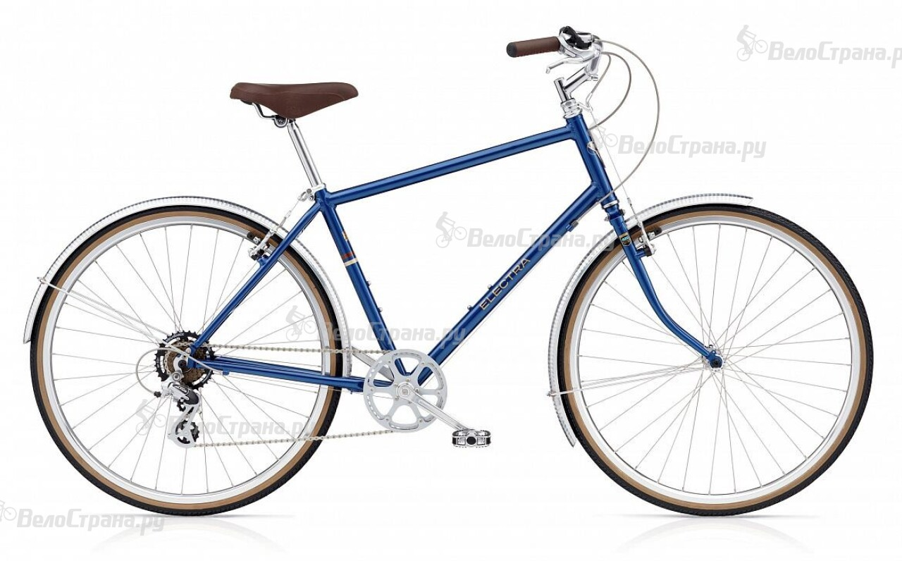 Велосипед Electra Ticino 7D Mens (2015) велосипед pegasus piazza gent 7 sp 28 2016