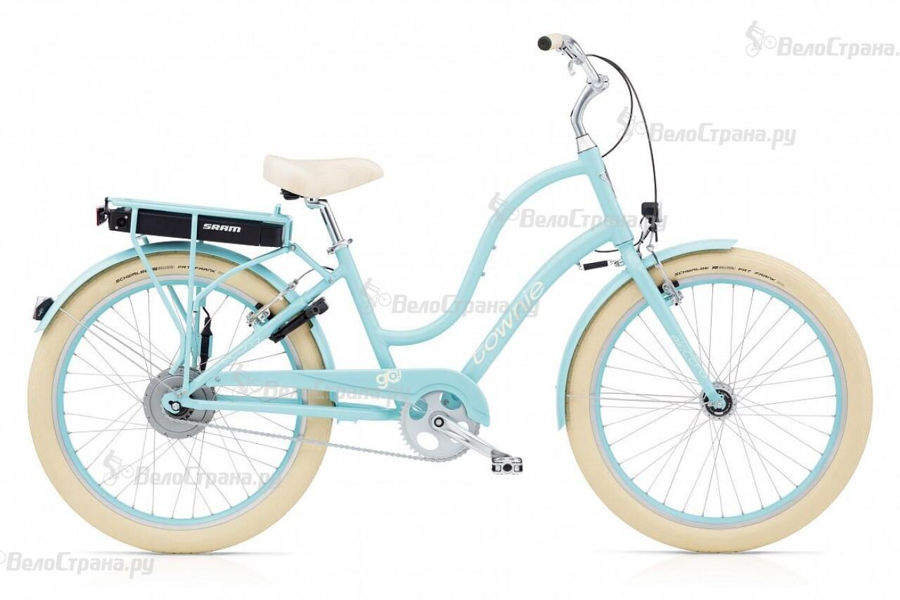 Велосипед Electra Townie GO! Ladies (2015)