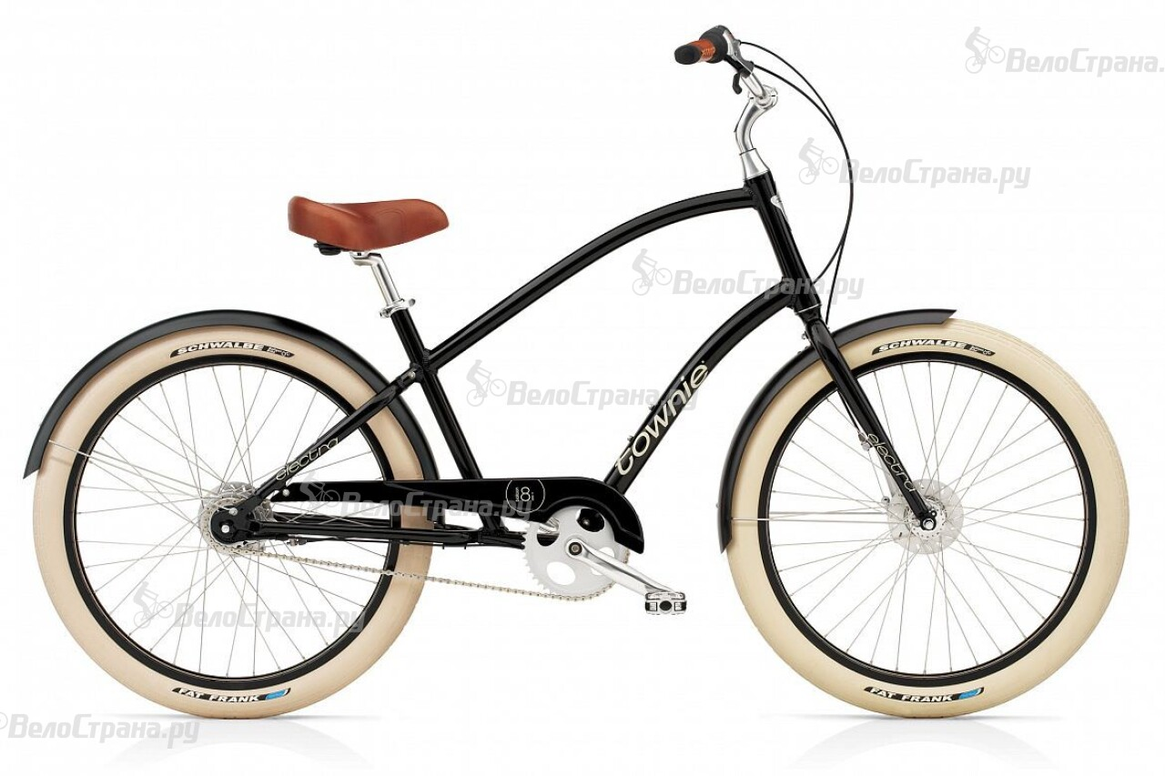 Велосипед Electra Townie Balloon 8i Mens (2015) велосипед electra cruiser straight 8 8i mens 2015