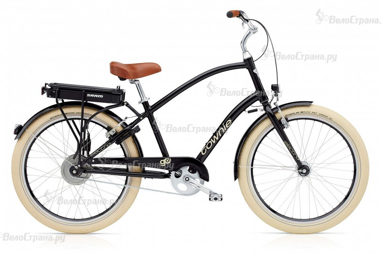 Велосипед Electra Townie GO Mens (2015)