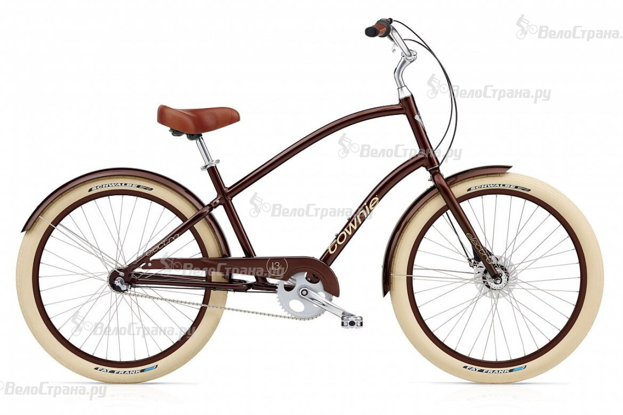Велосипед Electra Townie Balloon 3i Mens (2015)