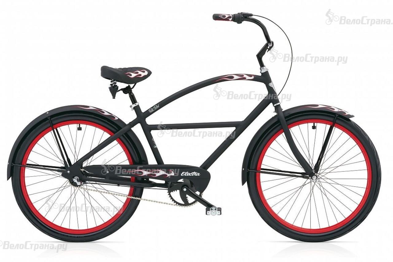 Велосипед Electra Cruiser Ratrod 3i Mens (2015)