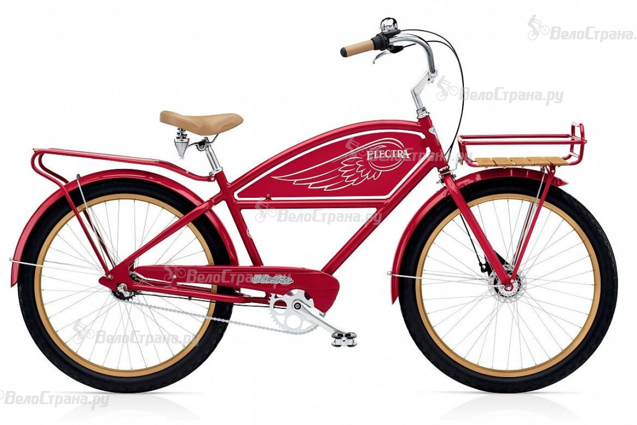 Велосипед Electra Cruiser Delivery 3i Mens (2015) mourning becomes electra