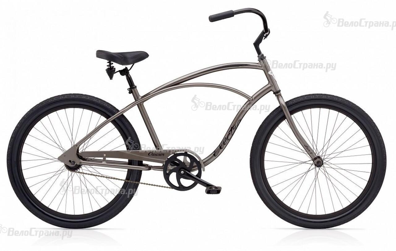 Велосипед Electra Cruiser Lux 3i Mens (2015)