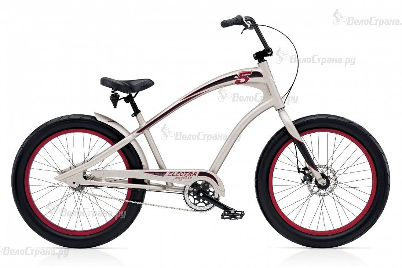 Велосипед Electra Cruiser Fast 5 3i Mens (2015) велосипед electra cruiser 3i ladies 2015