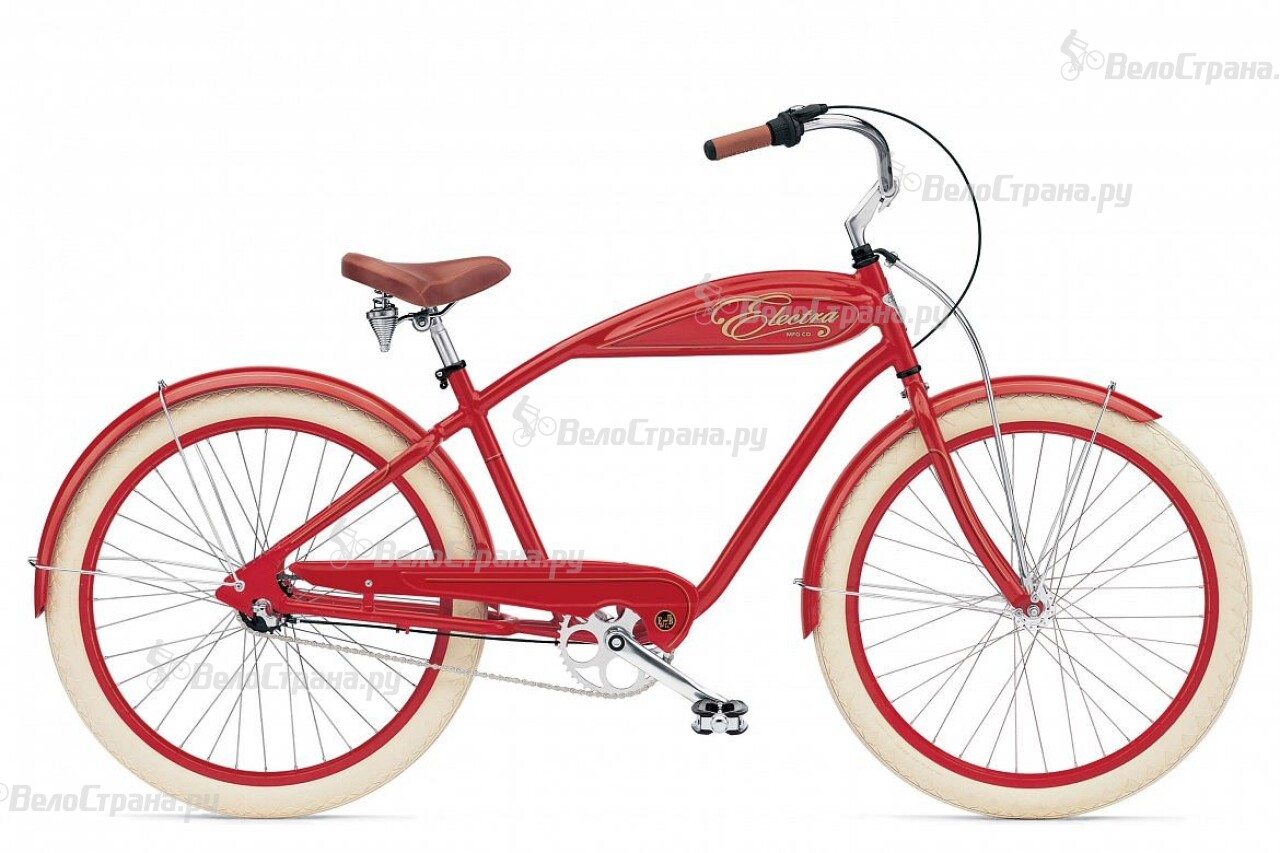 Велосипед Electra Cruiser Indy 3i Mens (2015) велосипед electra cruiser straight 8 8i mens 2015