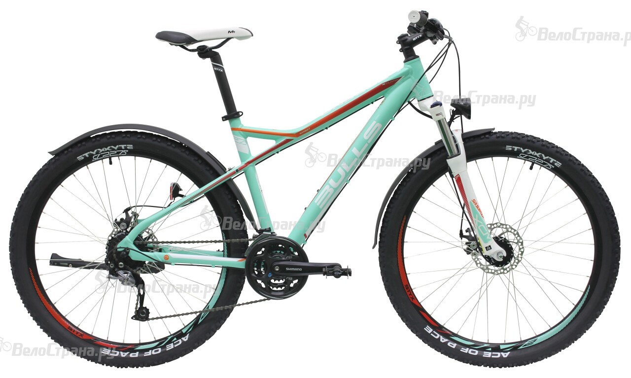 Велосипед Bulls Zarena Street Disc 27,5 (2016) велосипед bulls nandi street 27 5 2016